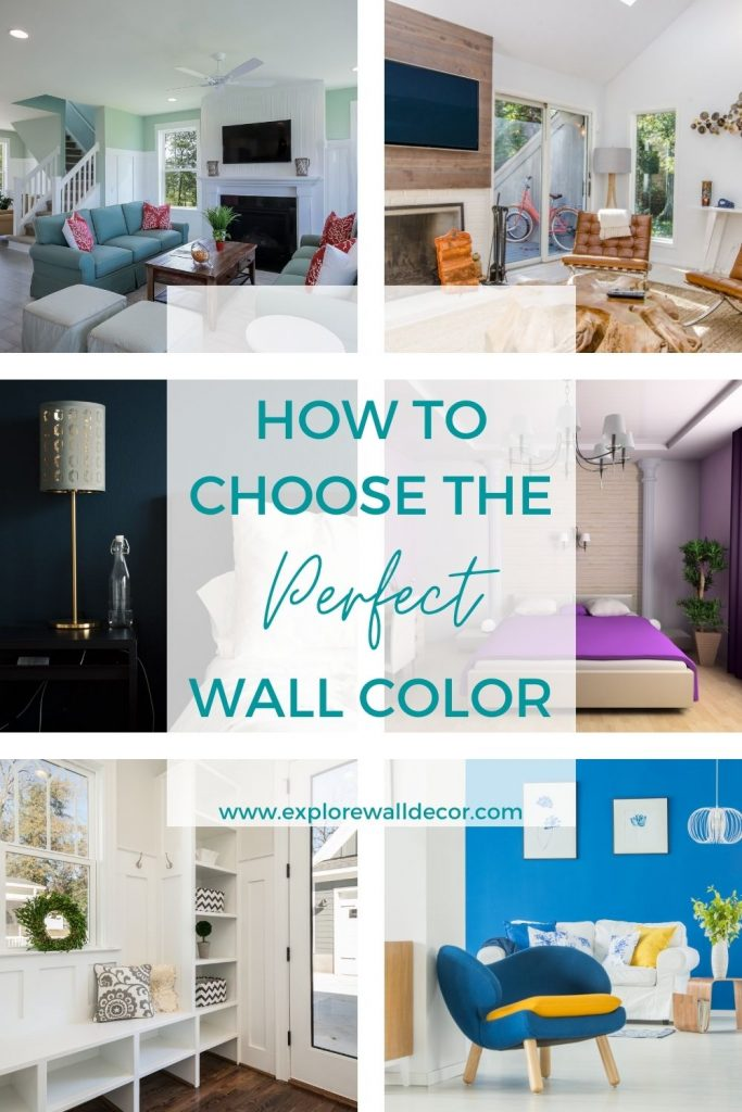 pin this graphic to share this article on how to choose wall color