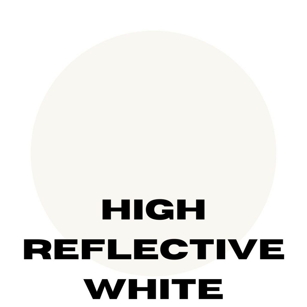 high reflective white