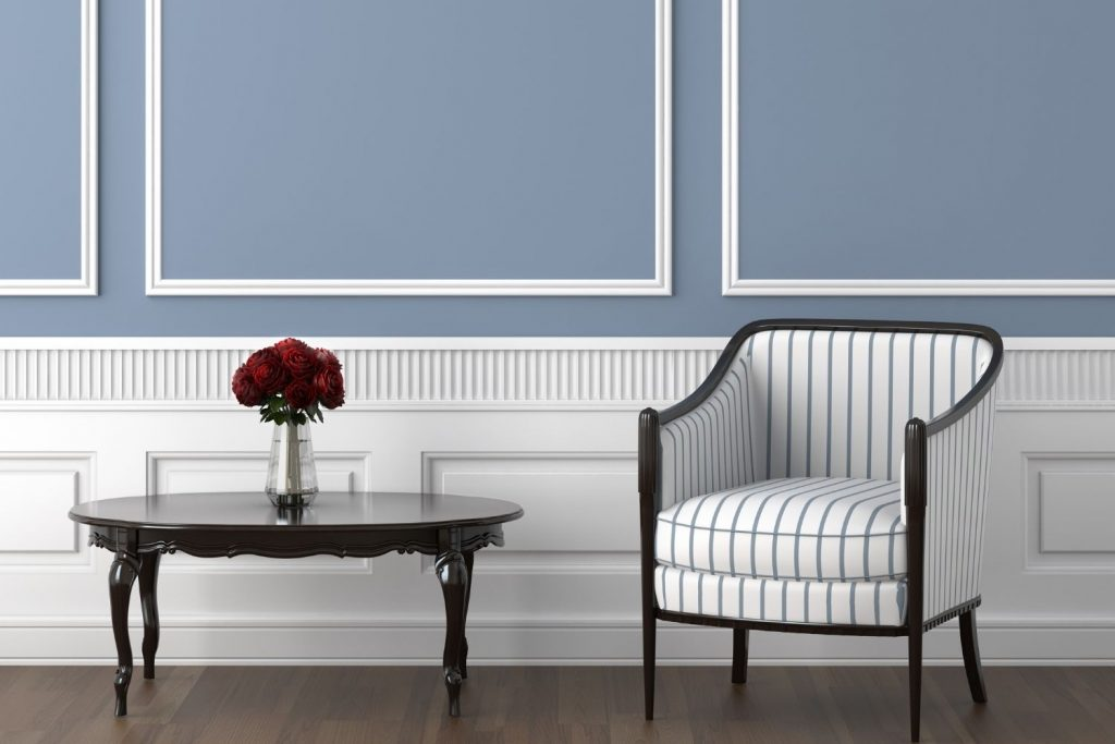 featured photo to go with the article on the the Best Sherwin Williams White Paint Color for Interior Trim