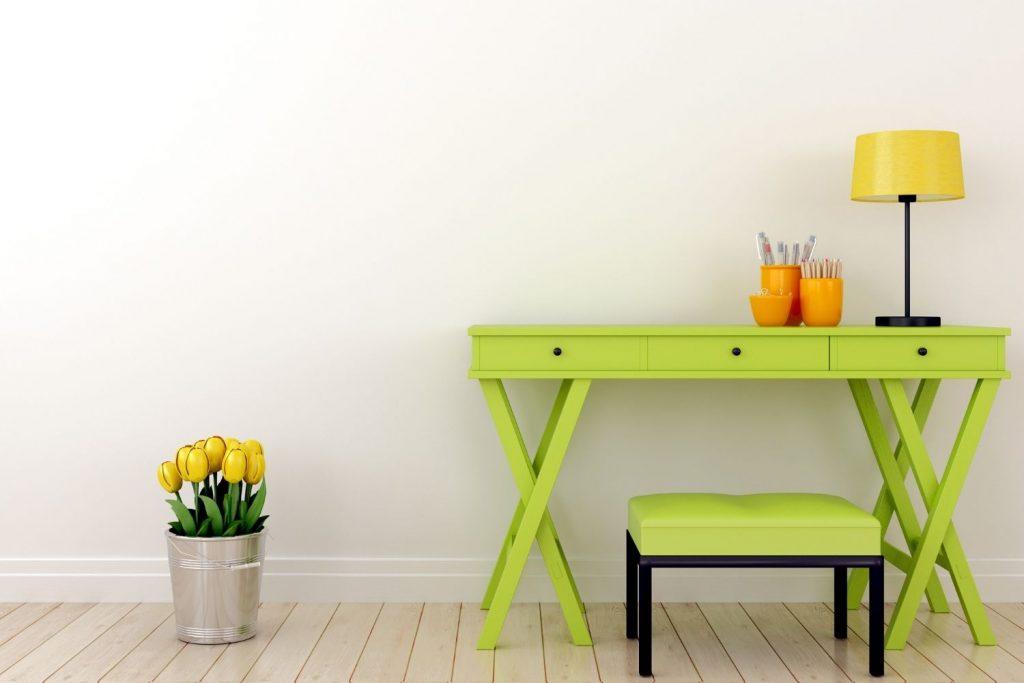 example of analogous colors: yellow, yellow-green, and yellow-orange