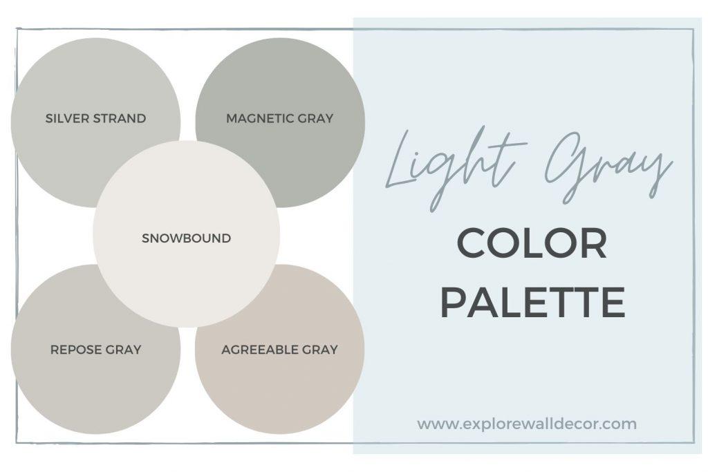 light grays by sherwin williams