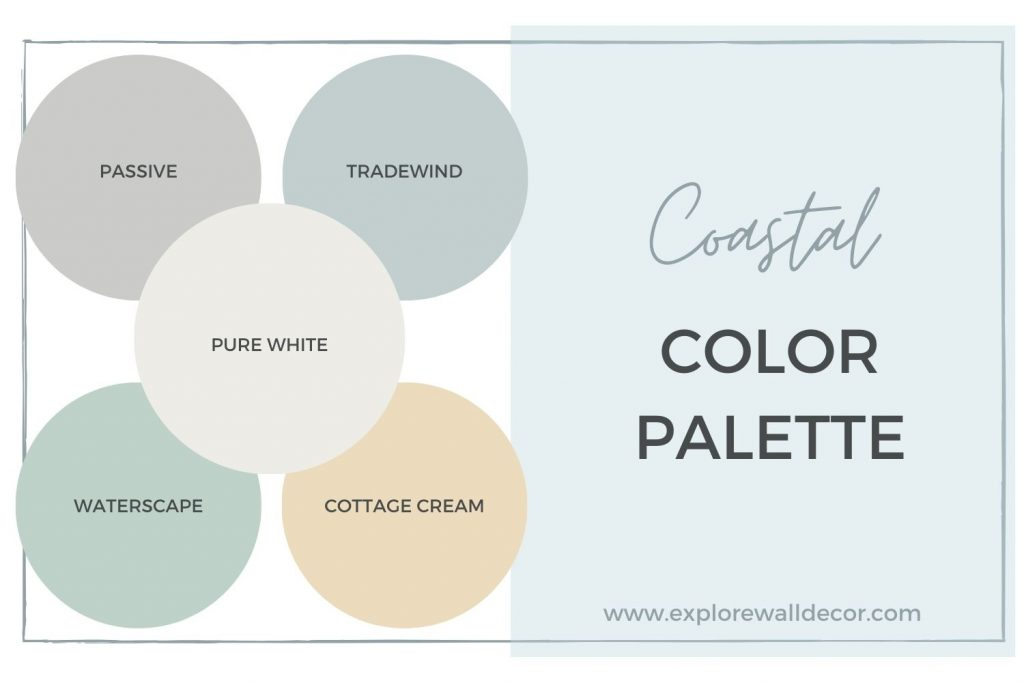 coastal colors by sherwin williams