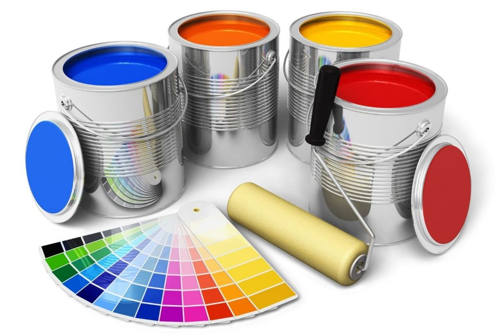 featured image for the article on painting the whole house one color