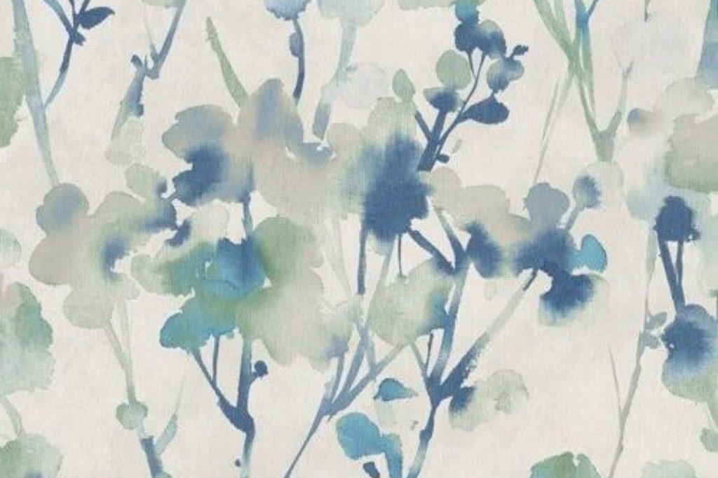 prussian blue wallpaper