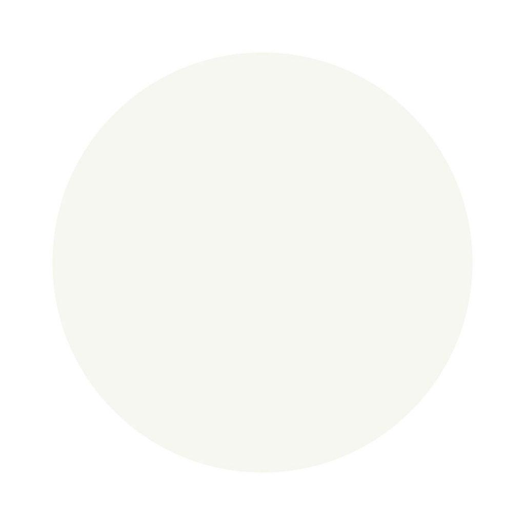 sw high reflective white farmhouse paint color splotch